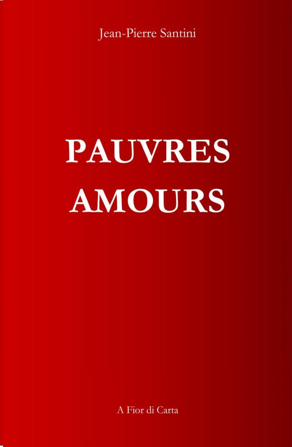 Couv 1ere pauvres amours